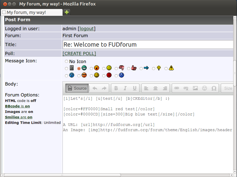 File:FUDforum with CKEditor - source.png